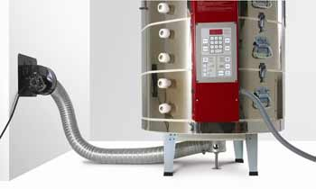 EnviroVent 2 Kiln venting system